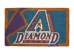 Arizona Diamondbacks Welcome Mat