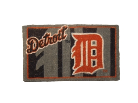 Detroit Tigers Welcome Mat