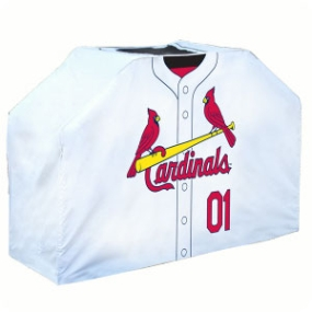 St. Louis Cardinals Jersey Grill Cover