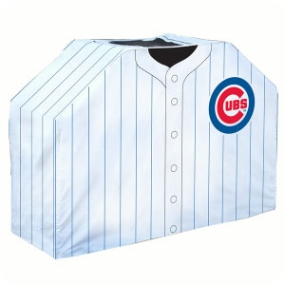 Chicago Cubs Jersey Grill Cover