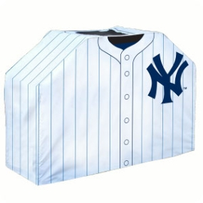 New York Yankees Jersey Grill Cover