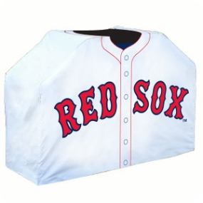 Boston Red Sox Jersey Grill Cover