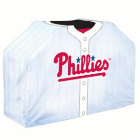 Philadelphia Phillies Jersey Grill Cover