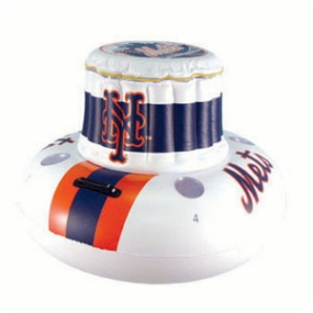 New York Mets Floating Cooler