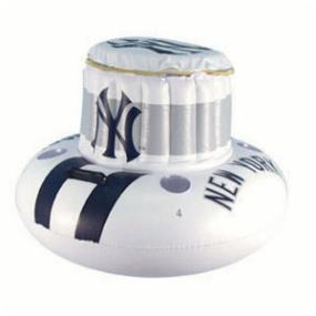 New York Yankees Floating Cooler