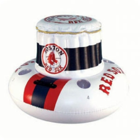 Boston Red Sox Floating Cooler