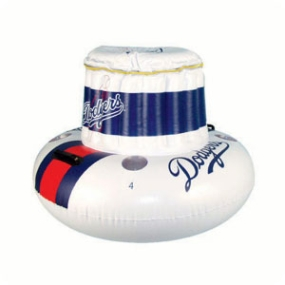 Los Angeles Dodgers Floating Cooler