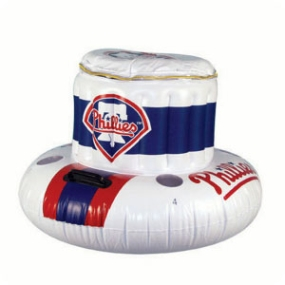Philadelphia Phillies Floating Cooler