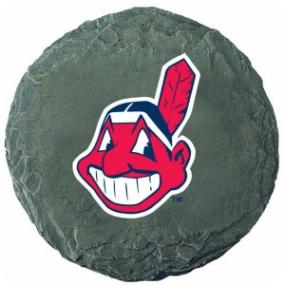 Cleveland Indians Garden Stone