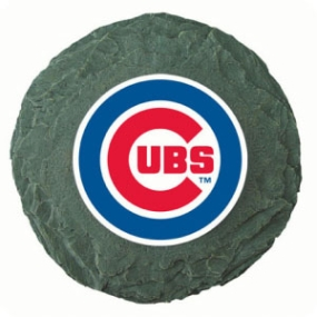 Chicago Cubs Garden Stone