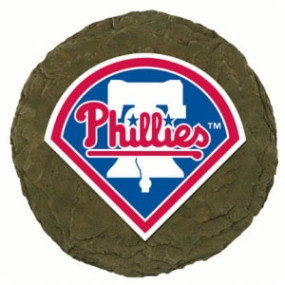 Philadelphia Phillies Garden Stone