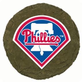 Philadelphia Phillies Garden Stone
