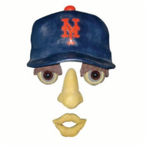 New York Mets Forest Face