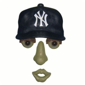 New York Yankees Forest Face