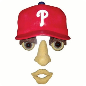 Philadelphia Phillies Forest Face