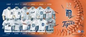 Detroit Tigers Uniform History
