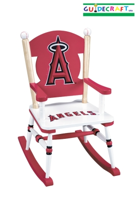 Anaheim Angels Kid's Rocking Chair