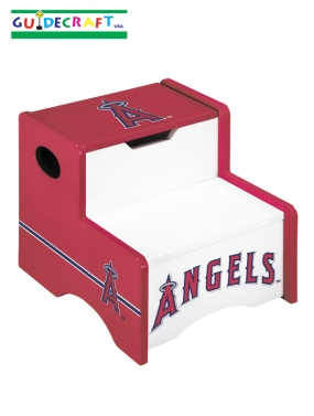 Anaheim Angels Storage Step Up