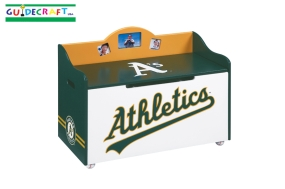 Oakland A's Toy Box