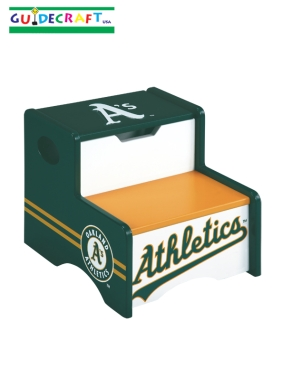 Oakland A's Storage Step Up