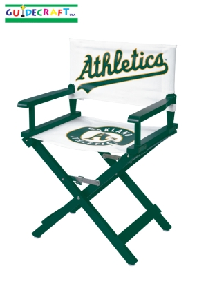 Oakland A's Youth Director's Chair