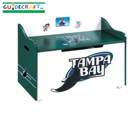 Tampa Bay Rays Toy Box