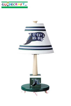 Tampa Bay Rays Table Lamp