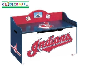 Cleveland Indians Toy Box