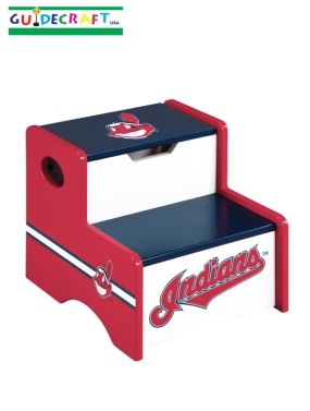 Cleveland Indians Storage Step Up