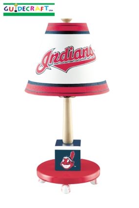 Cleveland Indians Table Lamp