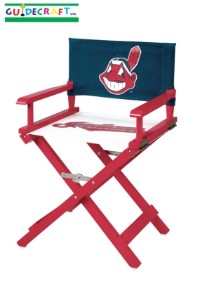 Cleveland Indians Youth Director's Chair