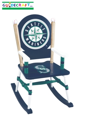 Seattle Mariners Kid's Rocking Chair