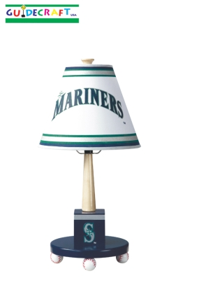 Seattle Mariners Table Lamp