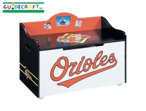 Baltimore Orioles Toy Box