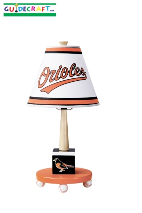 Baltimore Orioles Table Lamp