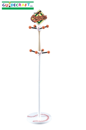 Baltimore Orioles Clothes Tree