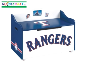 Texas Rangers Toy Box