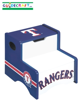 Texas Rangers Storage Step Up