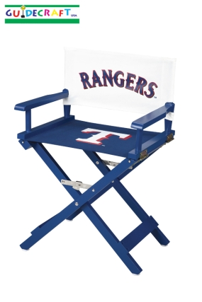 Texas Rangers Youth Director's Chair