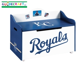 Kansas City Royals Toy Box