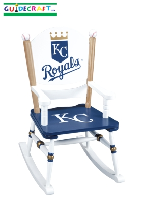Kansas City Royals Kid's Rocking Chair