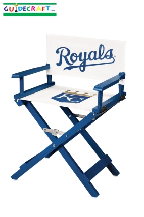Kansas City Royals Youth Director's Chair