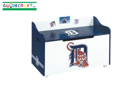 Detroit Tigers Toy Box