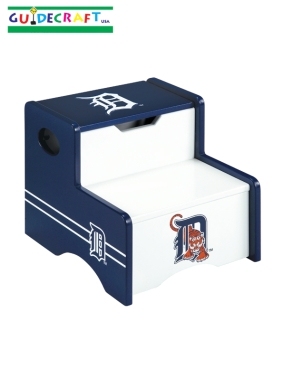 Detroit Tigers Storage Step Up