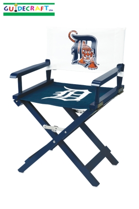 Detroit Tigers Youth Director's Chair