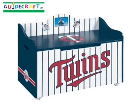 Minnesota Twins Toy Box