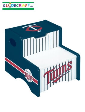 Minnesota Twins Storage Step Up