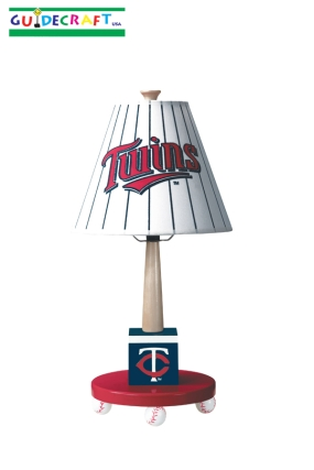 Minnesota Twins Table Lamp