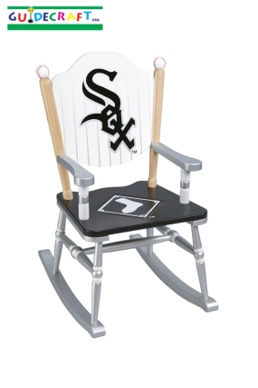 Chicago White Sox Kid's Rocking Chair