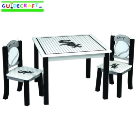 Chicago White Sox Youth Table and Chairs